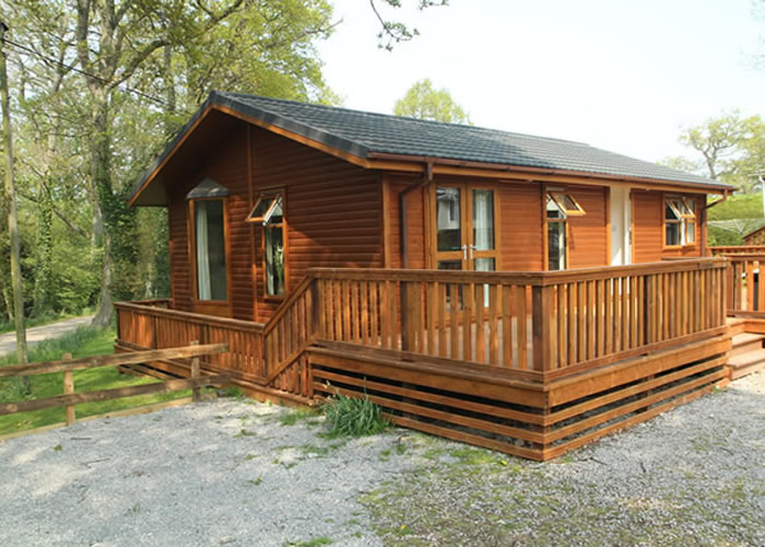 Self catering holiday lodges in Somerset